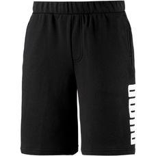 PUMA Shorts Herren cotton black