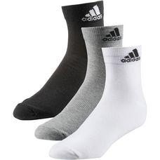 adidas Per Ankle Socken Pack grey/white/black