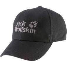Jack Wolfskin Baseball Cap night black
