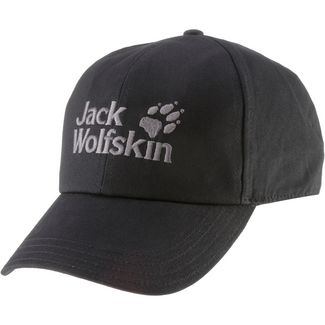 Jack Wolfskin Baseball Cap night black