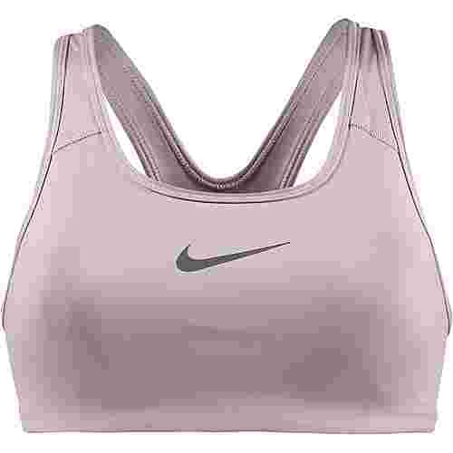 Nike Swoosh Sport-BH Damen particle rose-gunsmoke