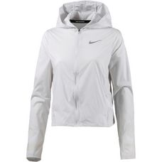 Nike Shield Convertible Laufjacke Damen vast grey-reflective silver