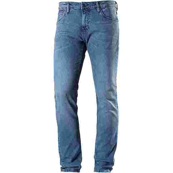 TOM TAILOR AEDAN Slim Fit Jeans Herren used light stone blue denim