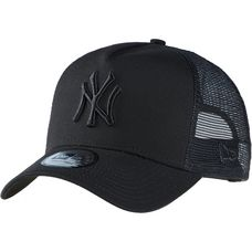 New Era A-FRAME TRUCKER NEW YORK YANKEES Cap black-black