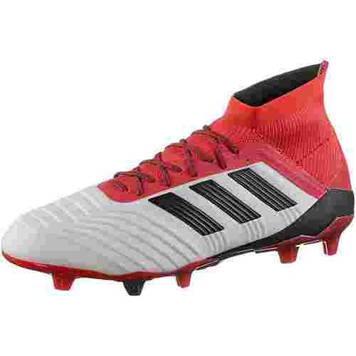adidas PREDATOR 18.1 FG Fußballschuhe Herren ftwr white