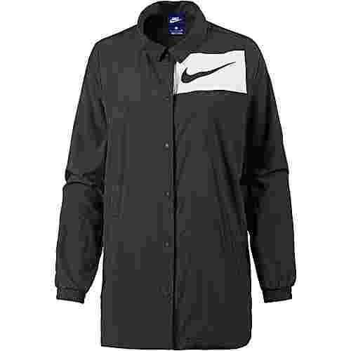 Nike NSW Jacke Damen black-white