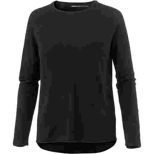 Only Strickpullover Damen black