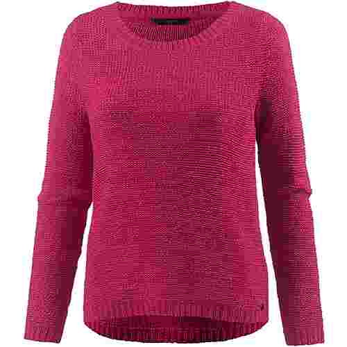 Only Geena Strickpullover Damen pink-peacock