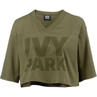IVY PARK T-Shirt Damen moss
