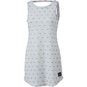 WLD STRAWBERRY JAMMIN II Trägerkleid Damen GREY FULLPRINT