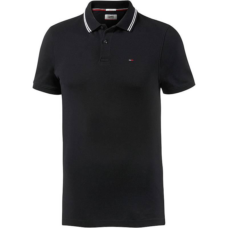 Tommy Hilfiger Poloshirt Herren black im Online Shop von SportScheck ... cdb77c71df