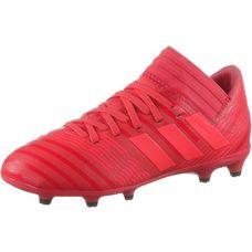 adidas NEMEZIZ 17.3 FG J Fußballschuhe Kinder real coral