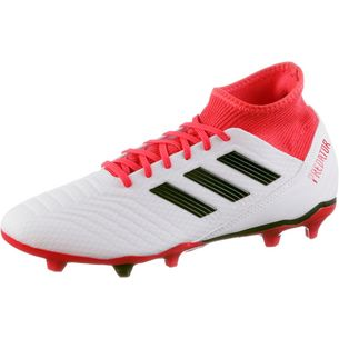 adidas PREDATOR 18.3 FG Fußballschuhe Herren ftwr white