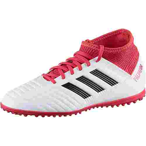 adidas PREDATOR TANGO 18.3 TF J Fußballschuhe Kinder ftwr white