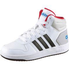 adidas HOOPS Sneaker Kinder ftwr white