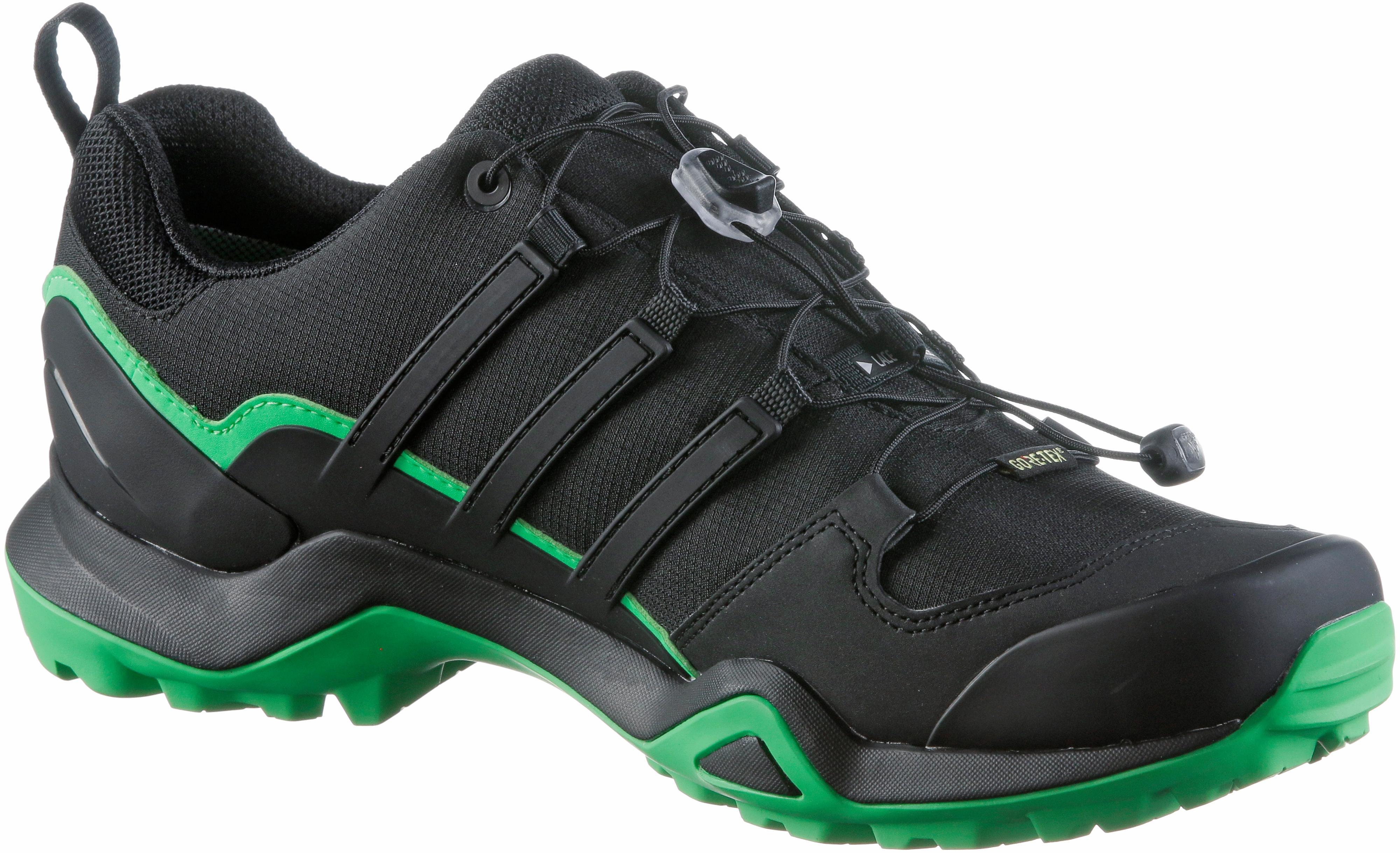 TERREX SWIFT R2 GTX - Hikingschuh - black/green Kosten Für Verkauf Fabrikverkauf Verkauf Günstig Online vGnewGRuGf