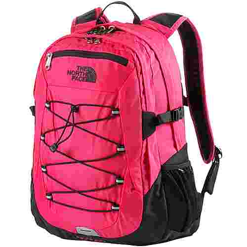 The North Face Borealis Classic Daypack raspberry red-tnf black