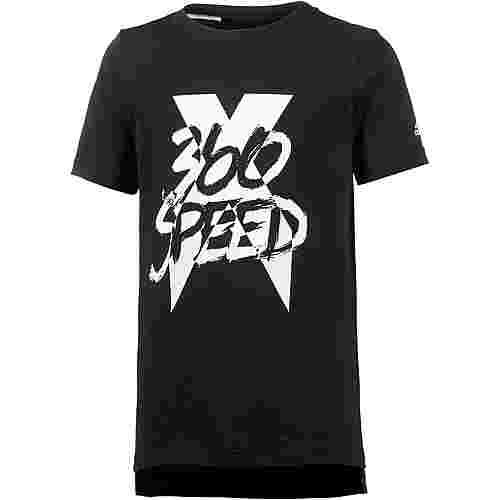 adidas T-Shirt Kinder black