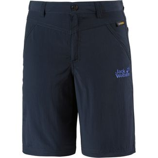 Jack Wolfskin Sun Shorts Funktionsshorts Kinder night-blue