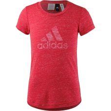 adidas T-Shirt Kinder real-coral