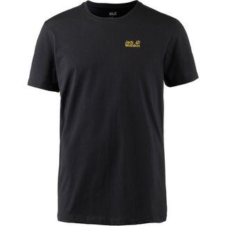Jack Wolfskin Essential T T-Shirt Herren black
