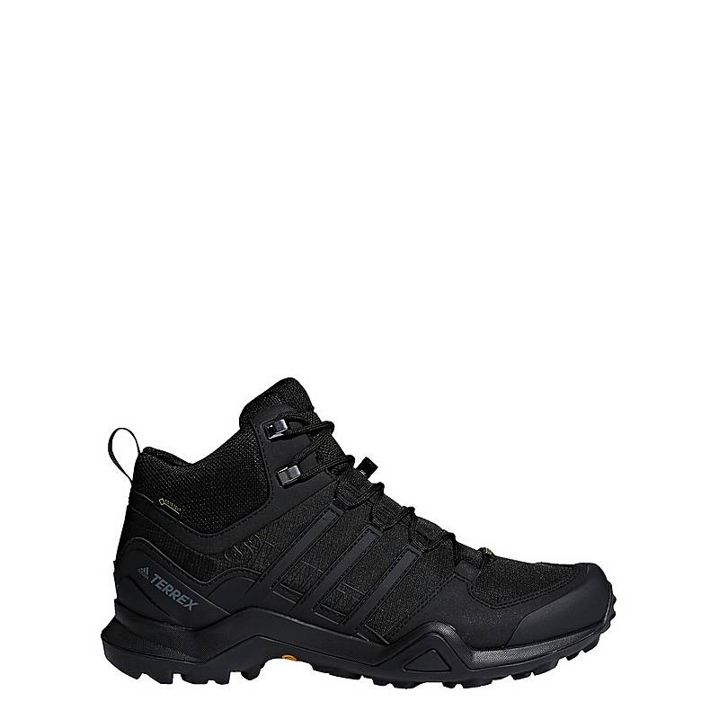 sale retailer aa2a4 779a4 adidas TERREX Swift R2 Mid GTX Mountain Running Schuhe Herren Core BlackCore  Black