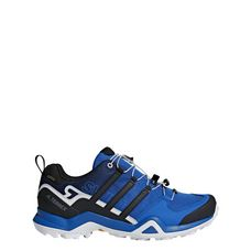 adidas TERREX Swift R2 GTX Mountain Running Schuhe Herren Blue Beauty/Core Black/Grey One