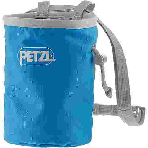 Petzl Bandi Chalkbag blue