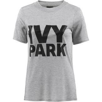 IVY PARK T-Shirt Damen light grey marl