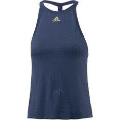 adidas Australien Open Tennisshirt Damen noble indigo