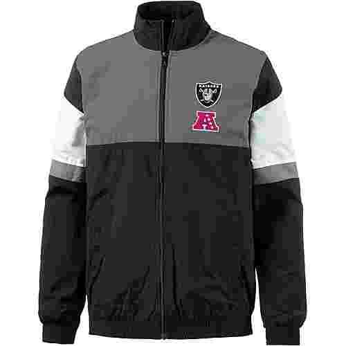New Era Oakland Raiders Jacke Herren black