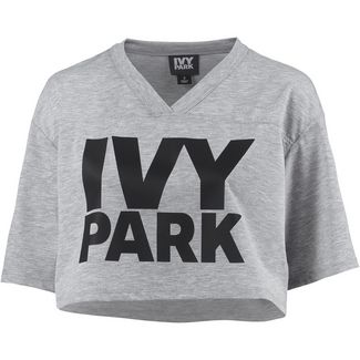 IVY PARK T-Shirt Damen light grey marl