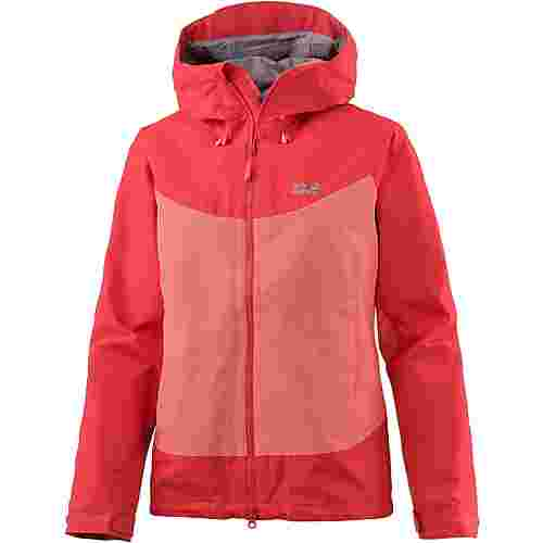 Jack Wolfskin North Ridge Hardshelljacke Damen flamingo