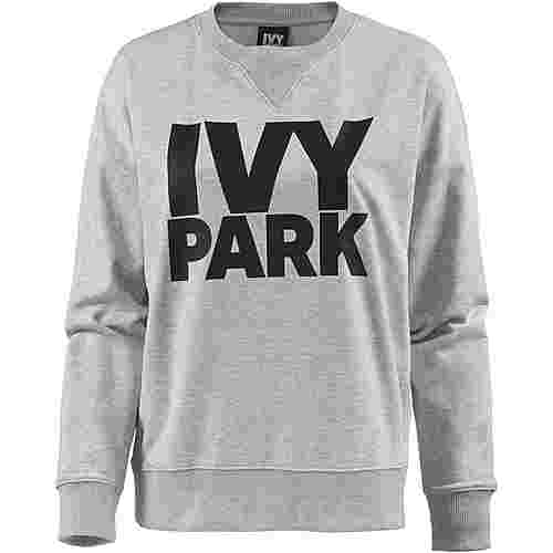 IVY PARK Sweatshirt Damen light grey marl