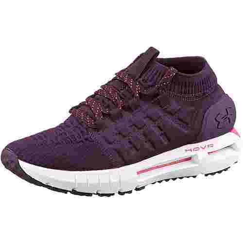 Under Armour Hovr Phantom CT Laufschuhe Damen merlot-white