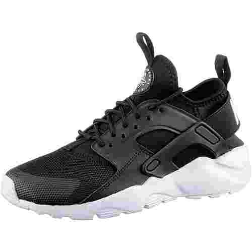 Nike Huarache Run Sneaker Kinder black-white