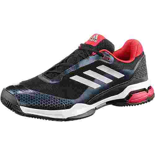 adidas barricade club Tennisschuhe Herren core black