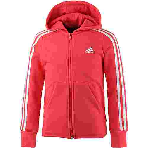 adidas Sweatjacke Kinder real-coral