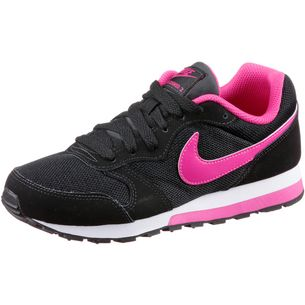 designer fashion 4282f 72d61 ... flyknit lunar 3 collection schwarz rosa dam 5570f 30185  germany nike  md runner sneaker kinder black vivid pink 373bf 3a1a6