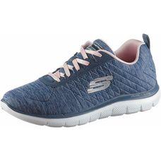 Skechers FLEX APPEAL 2.0 Sneaker Damen navy