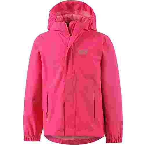Jack Wolfskin Pine Creek Funktionsjacke Kinder tropic-pink