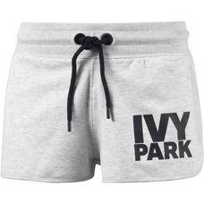IVY PARK Shorts Damen light grey marl