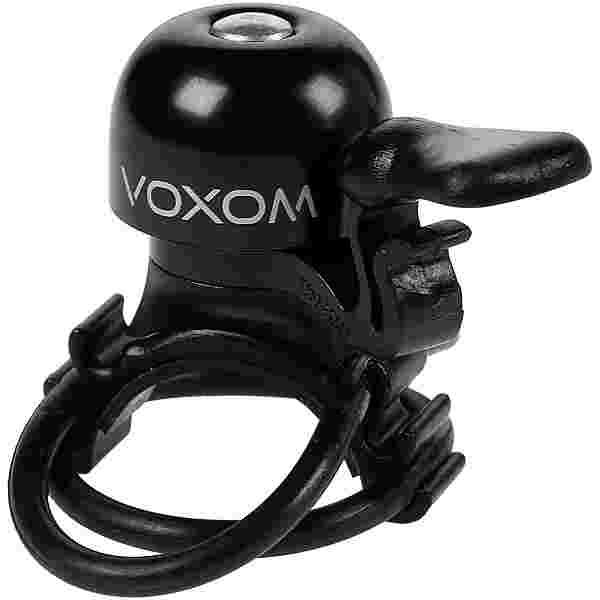 Voxom KL7 Fahrradklingel schwarz