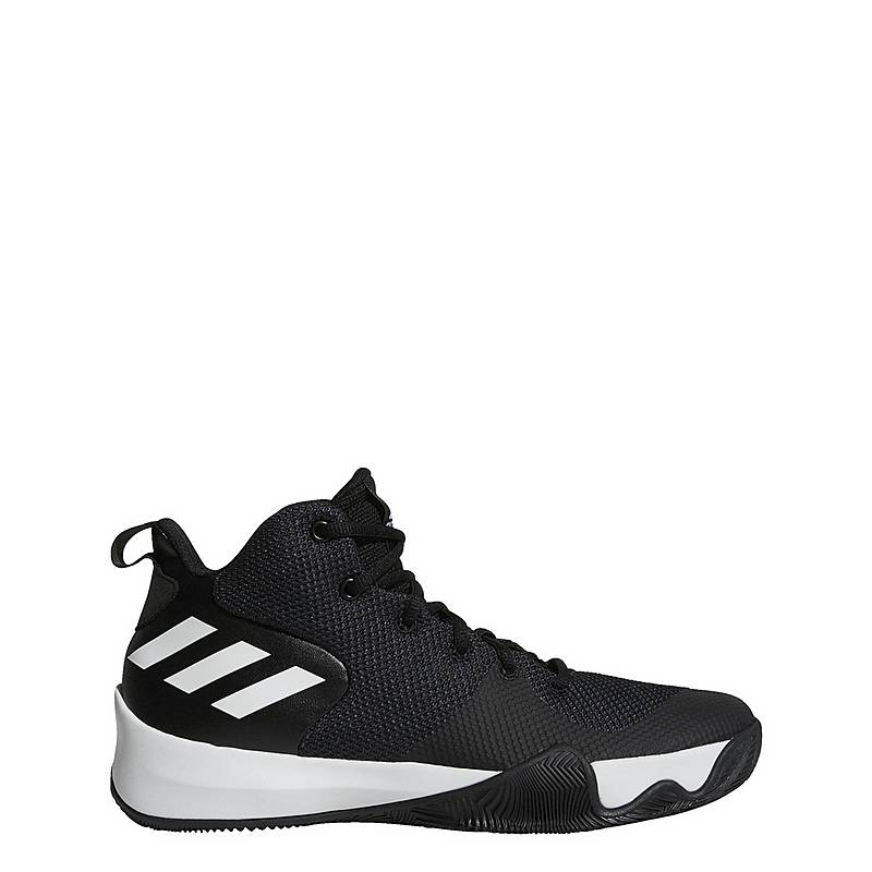 buy online 9d4ff 40a67 adidasExplosive Flash BasketballschuheHerren Core Black Carbon Ftwr White