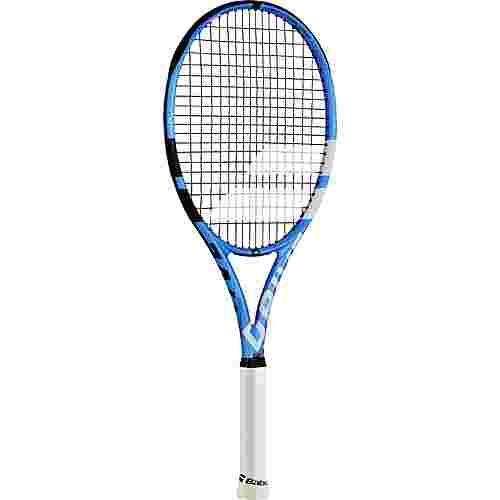 Babolat PURE DRIVE LITE STRUNG NC Tennisschläger black blue