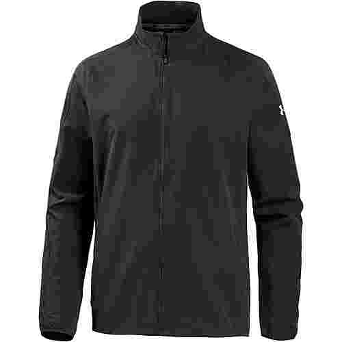 Under Armour Storm Out & Back Laufjacke Herren black-black-reflective