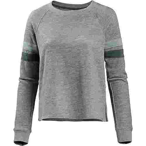 RVCA at ease Sweatshirt Damen heather grey