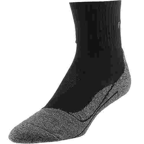 Falke TK2 short cool Wandersocken Herren black-mix
