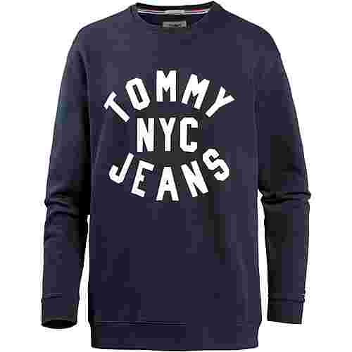 Tommy Jeans Sweatshirt Herren black iris