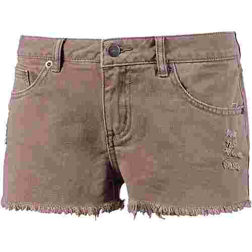 RVCA hello mellow Bermudas Damen raisin